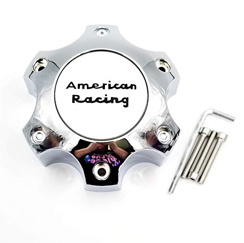 Deal on Wheels American Racing Mainline CARb1456CH Center Cap Chrome New 6x5.5 6x139.7 New