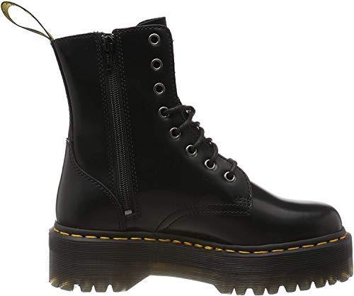 Dr. Martens Original 8761 Bxb 10966001, Unisex - Erwachsene Stiefel, Schwarz, 39 EU / 6 UK