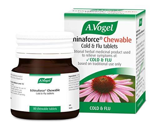 A.Vogel Echinaforce Chewable Cold & Flu Tablets (80)