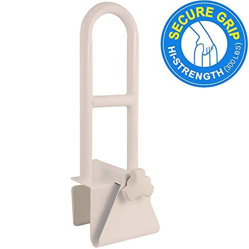 Medical Adjustable Bathtub Safety Rail Shower Grab Handle (Renewed)