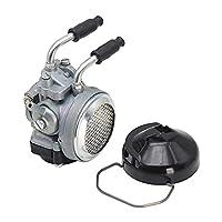 MERIGLARE 合金オートバイキャブレターキャブレター高品質装備アクセサリー用品デロルトSha15 / 15用部品PEUGEOT103ミニダートポケットモータースクーター
