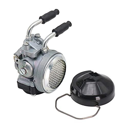 TISHITA Piezas de Accesorios de Repuesto de carburador de aleación para Dellorto Sha 15/15 para MBK 51 Mini Dirt Pocket Motor Scooter 1 Juego
