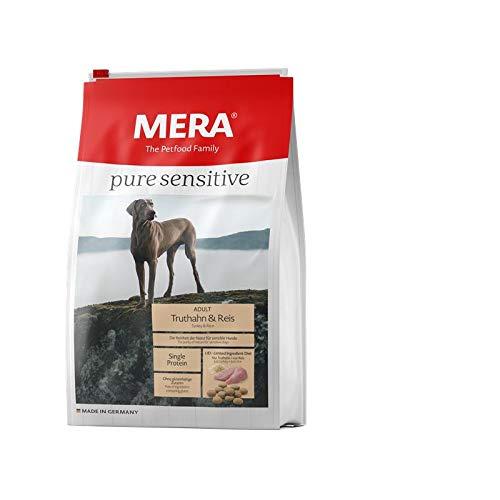 Mera Dog Pure Sensitive Truthahn & Reis 1 kg