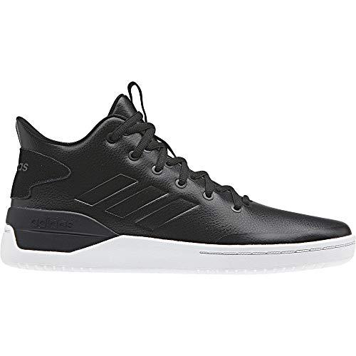 adidas Bball80S, Scarpe da Basket Donna, Nero Core Black Core Black Grey Six Core Black Core Black Grey Six, 36 EU