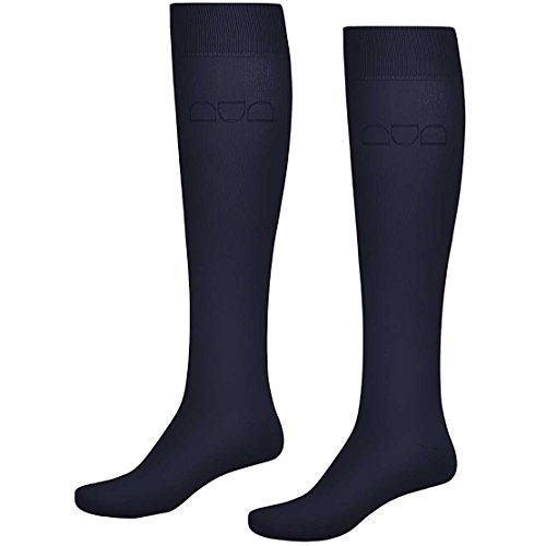 Cavallo SITI (Strumpf Duo) darkblue HW 18/19, Sockengröße:36-41