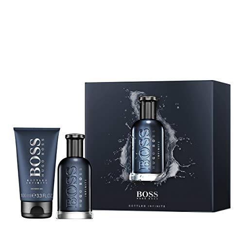 Hugo Boss Bottled Infinite 100ml Eau de Parfum + 100ml Duschgel