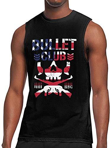 Men's Sleeveless T-Shirt Bullet Club Cool tee