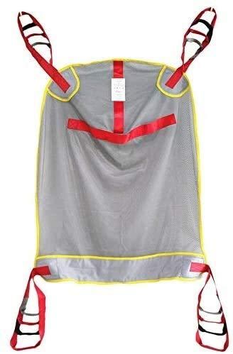 TINWG Patientenlift Sling Übertragung Decke for Bett Positionierung und Heben Großes Gerät mit Vierpunkt Support Groß Tragfähigkeit 507 Lbs 0407