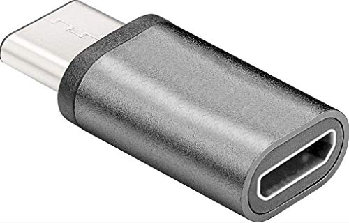 Microconnect USB3.1CMBF adaptador de cable USB 3.1 Type C Micro-USB 2.0 Type...
