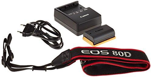 Canon EOS 80D BODY Fotocamera Reflex Digitale da