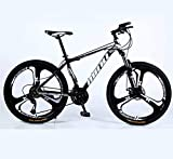 Mountain Bike for Adults 26In Unisex Folding Outdoor Bicycle 21 Speeds