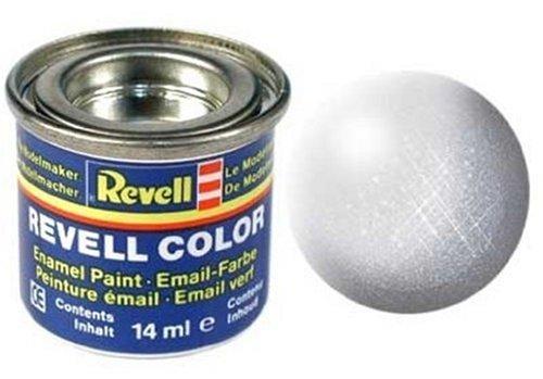 REVELL Color Kunstharz-Emaillelack aluminium, metallic 32199