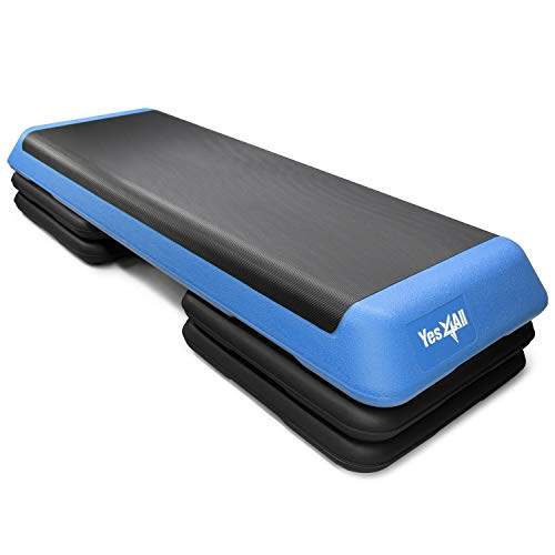 Yes4All Adjustable Aerobic Step Platform review