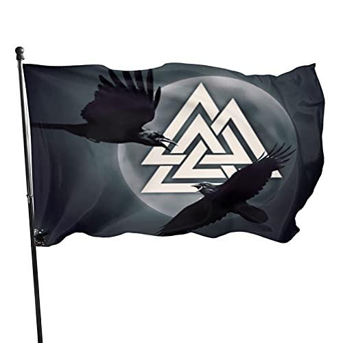 Polyester-Banner, farbecht, für draußen, Gartenflagge, Heimdekoration, Wandflaggen
