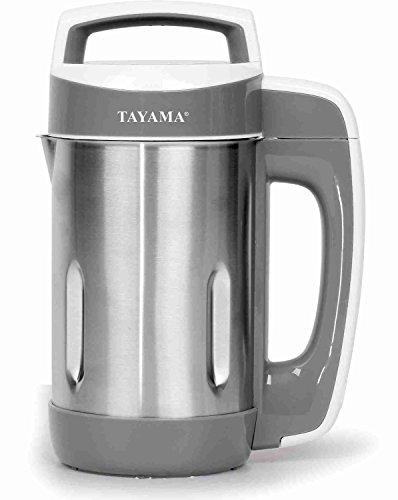 Tayama Stainless Steel Soymilk Maker 1.1L