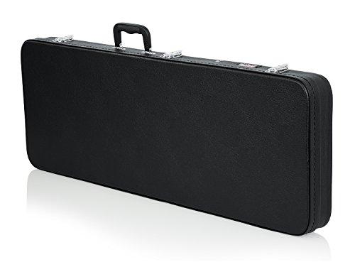 Gator Cases GWE-ELEC-WIDE Estuche tradicional de madera para PRS y guitarras eléctricas...