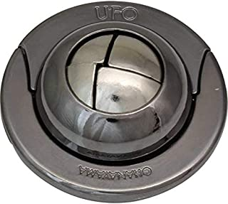 Hanayama - Puzzle Cast UFO Brain Teazer Puzzle for Children and Adults