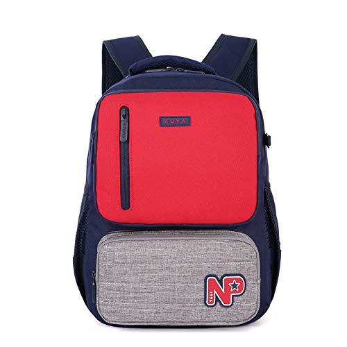 MXH Schooltas, schoudertas, kleine tas, grote capaciteit, kinderen, rugzak, ontlasting, rugzak
