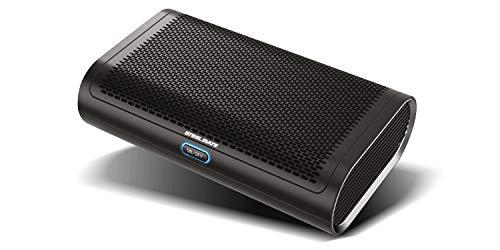 """Steelmate AP-01 purificatore aria ionizzatore auto e casa   filtro HEPA H12   sensori qualità aria   99.95% purificazione   80 m³in 2'30""""   rimuove allergeni batteri polveri sottili   Effetto Foresta"""