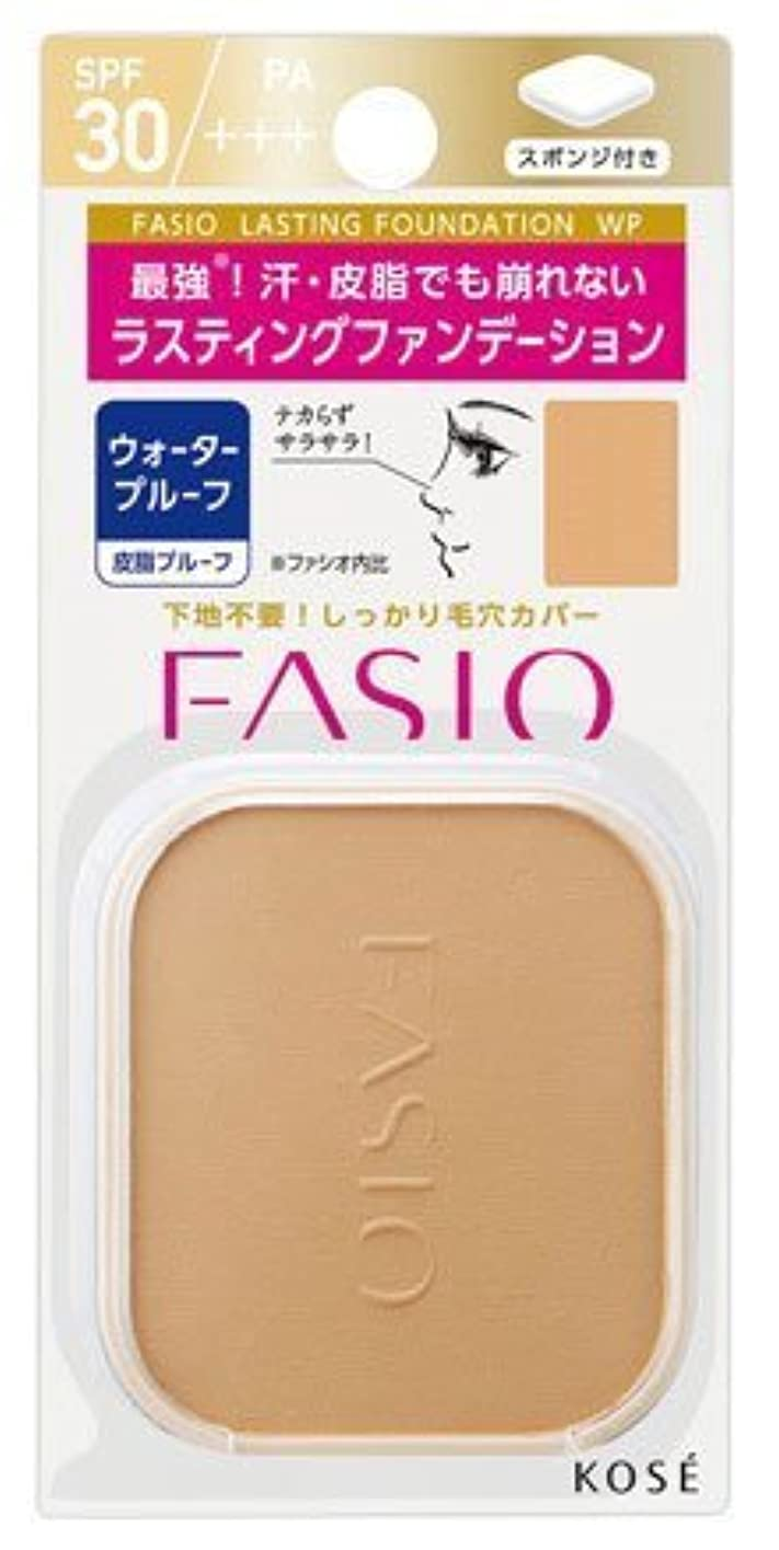 とても多くのインフレーションピケコーセー ファシオ ラスティングファンデーションWP(レフィル)<ケース別売>《10g》<カラー:310>×5