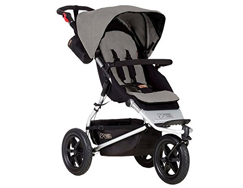 Mountain Buggy poussette Urban Jungle silver