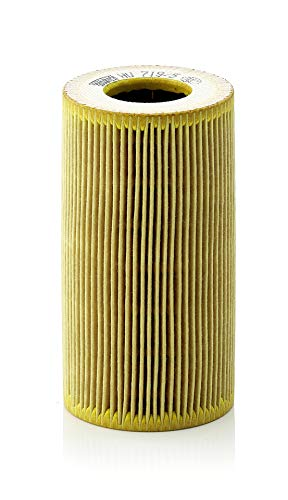Original MANN-FILTER Filtro de aceite HU 719/5 X – evotop – Para automóviles