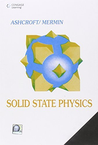 Solid State Physics by Neil W. Ashcroft (2003-12-01)