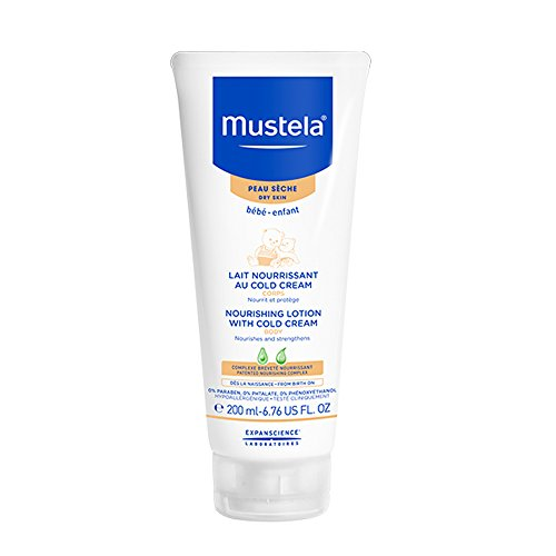 Mustela Latte Nutriente alla Cold Cream - 200 ml