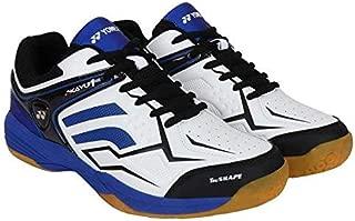 Yonex Akayu 1 Badminton Shoes White/Royal Blue
