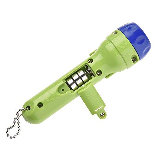 Kinder Taschenlampe, Kinder Projektionsspielzeug Mit Dia HD Pädagogische Taschenlampe Modelle Mit Geschichte Taschenlampe Für Kinder