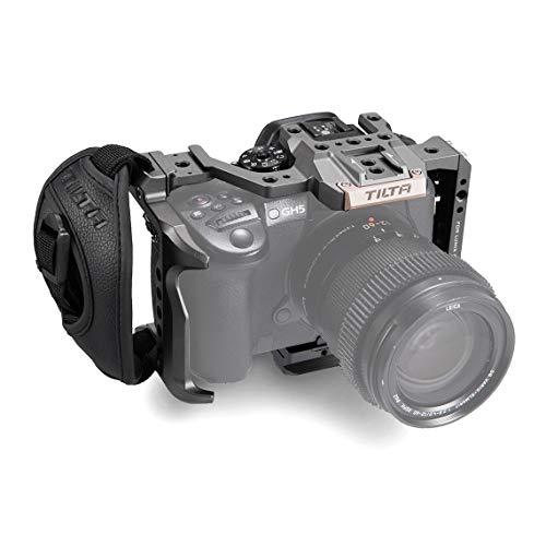 TILTA TA-T37-FCC-G Full Camera Cage Kamera Käfig für Panasonic GH4 GH5 GH5s Series Tiltaing Rig (Tilta Grey) (GH Series Full cage)