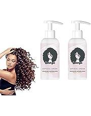 Bounziecurls Boost Defining Cream, Curl Hair Boost Defining Cream Hair Repairing Bounce, Curls Boost Defining Cream Hair Care Elastin, Curly Hair Moisturizing Styling Cream