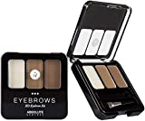 Absolute Ny Kit de cejas hd eyebrow brunette 21 g