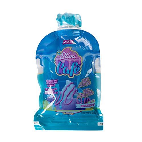 ORB 35781 Slimi Cafe Compound Jameez Bluerazzleberry - Set de Accesorios para Decorar Pasteles morados (para niños a Partir de 8 años), Color Morado