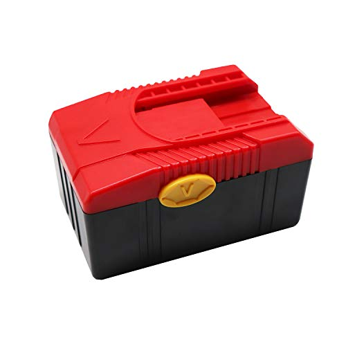 B-Y CTB6187 CTB6185 CTB4187 CTB4185 Power Tool Li-ion Replace Battery for Snap On CTC620 CT6850 CT6855 CT4850HO (18V 4000mAh 72Wh) A+ Cell