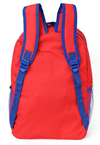 Product Image 4: Spiderman Marvel 16″ Backpack with Detachable Lunch Box