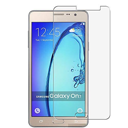 Vaxson 3 Stück Schutzfolie, kompatibel mit Samsung Galaxy On7 Pro 2016, Bildschirmschutzfolie TPU Folie [nicht Panzerglas]