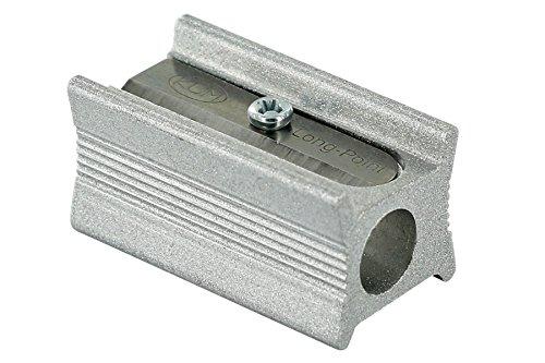 KUM AZ104.06.19-M Langkonusspitzer Magnesium-Stenograph 400 5L für lange Minenspitzen, 1 Stück, silber
