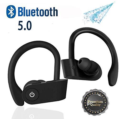 DGDBTJJSJ Auriculares Inalámbricos Bluetooth 5.0,