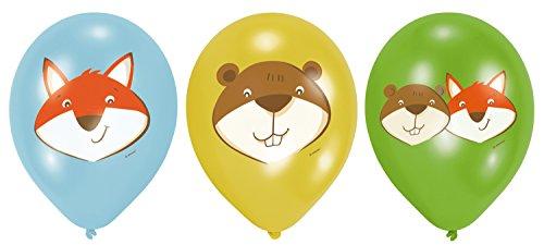 amscan 9903064 Luftballons Set, Mehrfarbig