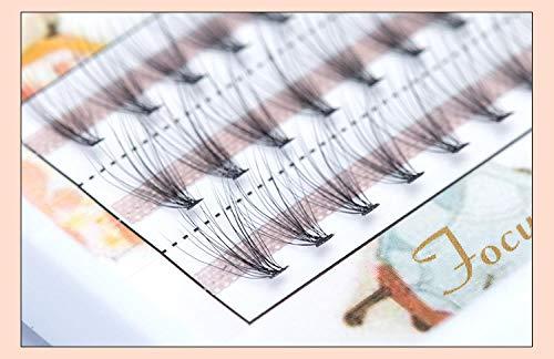 Ahjlyw Extensions De Cils Faux Cils Greffe De Cils Greffe De Poils De Dragon De Mer Cils 0.03C Épaisse Douce Naturelle Rapide Greffe,Mr-044_0.03C_8Mm