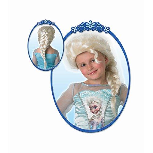 Eiskönigin Kinderperücke Märchen Prinzessin