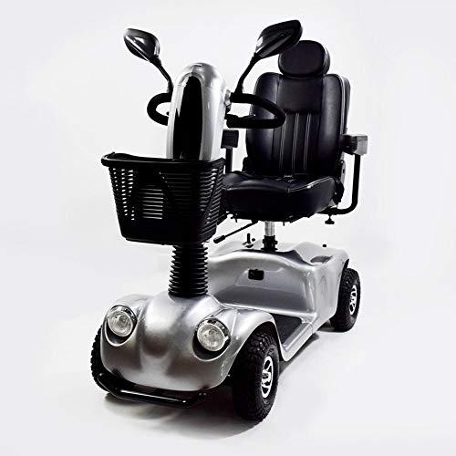 Scooter Grand Classe. Potente. Gran Autonomía (45km) - Libercar Z