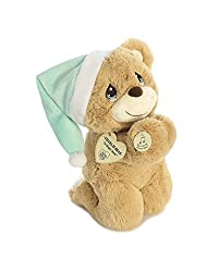 Precious Moments Charlie Prayer Bear With Sound Now I Lay Me Down To Sleep