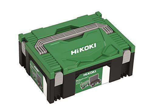 Hikoki Hit-System Case Transportkoffer HSC II, Grün Schwarz, 295x395x158 mm