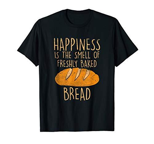 Frisches Brot, Brotback Enthusiast Geschenk T-Shirt