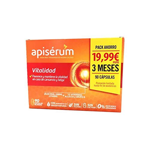 APISERUM - Cápsulas...