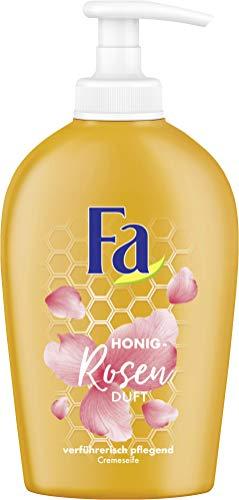 Fa Honey Honing rozengeur vloeibare zeep, 6-pack (6 x 250 ml)