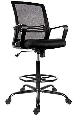 Drafting Chair Tall Office Chair