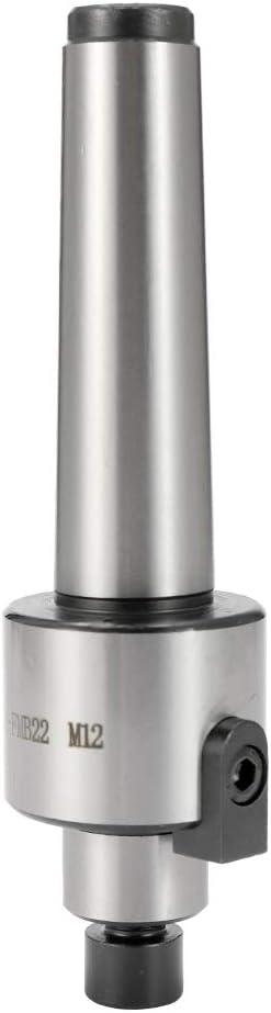 KKmoon 10 piezas insertos de metal duro herramientas de torneado metal Machine CNC precisi/ón MT3-FMB22 M12 Holder Face Mill Arbor
